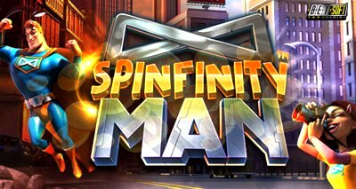 Top Slot Game of the Month: Spinifinity Man Slot