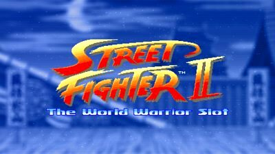 Top Slot Game of the Month: Street Fighter 2 Slot