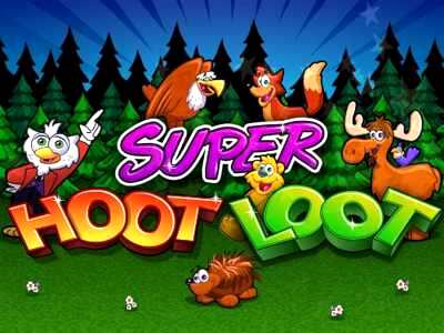 Top Slot Game of the Month: Super Hoot Loot Slots