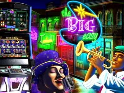 The Big Easy Slot Spielo 720x