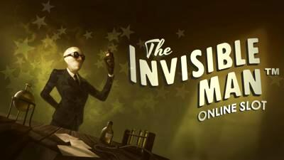 The Invisible Man Slots