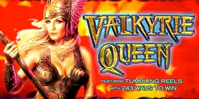 Top Slot Game of the Month: Valkyrie Queen Slot
