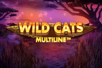 Wild Cats Multiline Slot