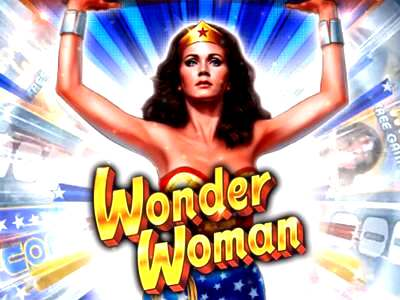 Top Slot Game of the Month: Wonder Woman Slots