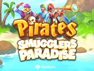 Top Slot Game of the Month: Yggdrasil Pirates Smugglers Paradise Logo