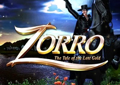 Zorro the Tale of the Lost Gold Slot