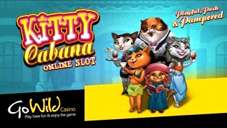 Kitty Cabana Slot