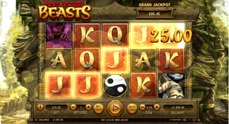 Play Four Divine Beasts
