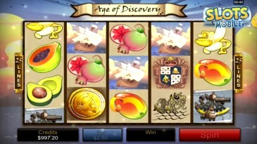 Age of Discovery Slots Review