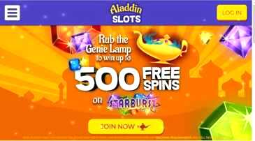 Aladdin Slots Contact Number