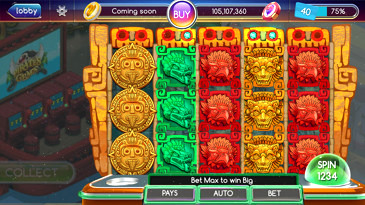 Aztec Power Slot Machine