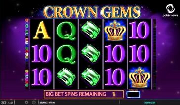 Crown Gems Slot Machines