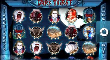 Dark Thirst Slot Machine