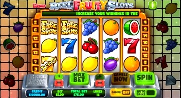 Fruity Burst Slot