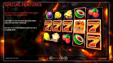 Hot Fever 2 Slot Machine