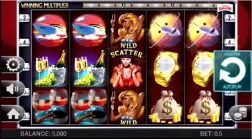 Hot Honey 22 Slots