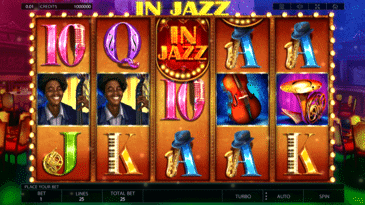 Jazz Nights Slot Machine