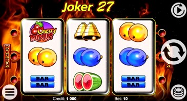 Joker 27 Slot Machine