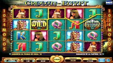 Play Crown of Egypt