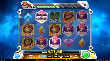 Play Iron Girl Slot