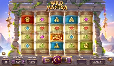 Play Wild Mantra Slot