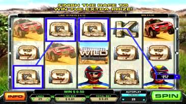 Rally Slot Machine