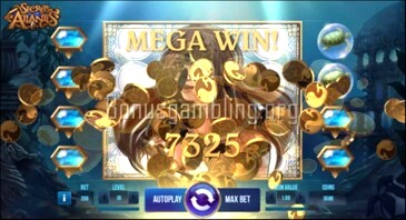 Secrets of Atlantis Slot Machine