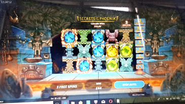 Secrets of the Phoenix Slot