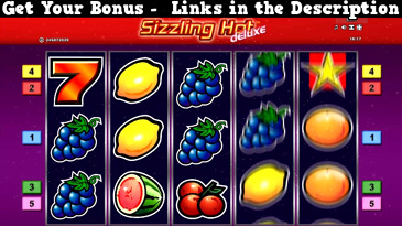 Sizzling Hot Online Slots
