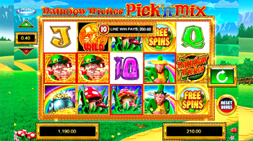 Slick Riches Slot Machine
