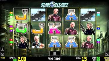 Stars Alliance Slot