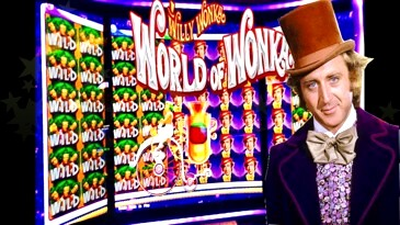 Willy Wonka Slot Machine Online
