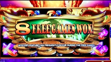 Wings of the Phoenix Slot