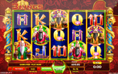 3 Kings Slot Review