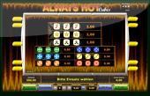 Always Hot Cubes Slot