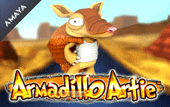 Armadillo Artie Slot Machine