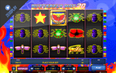 Butterfly Hot 20 Slot Machine