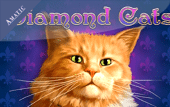 Diamond Cats Slot Machine