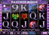 Free Slot Game Panther Moon