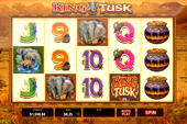 King Tusk Slot Machine