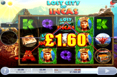 Lost City of Incas Slot