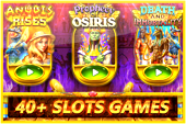 Mount Olympus Slot Machine Online