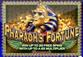 Pharaoh Fortune Slots