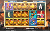 Power Force Heroes Online Slot
