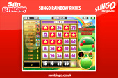Rainbow Riches Slingo Free Play