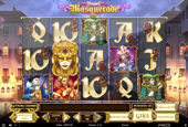 Royal Masquerade Slot Machine