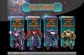 Transformers Slot Game