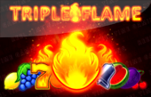 Triple Flame Slot Machine