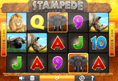 Wild Stampede Slot Machine Online