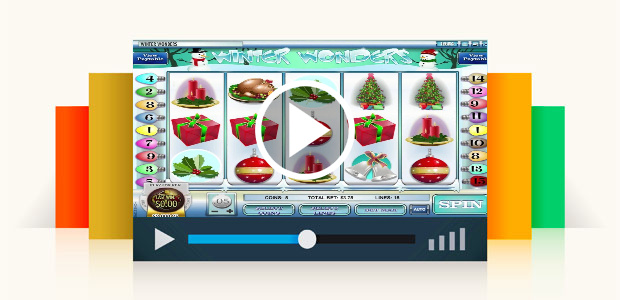 Free Winter Wonders ™ Slot Machine Game Preview by